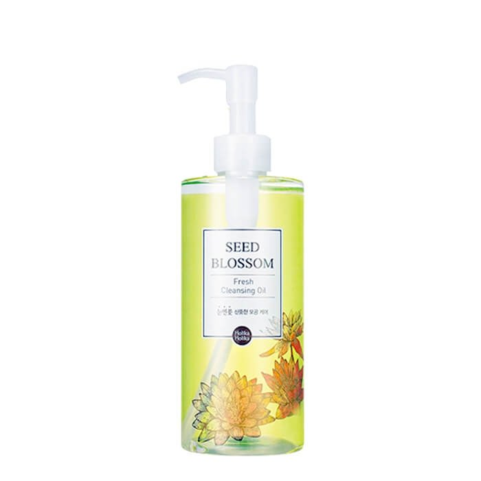 Гидрофильное масло Holika Holika Seed Blossom Fresh Cleansing Oil