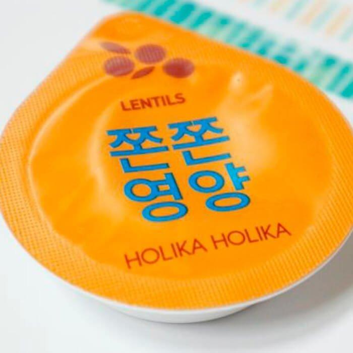Капсульная ночная маска Holika Holika Super Food Capsule Pack Firming