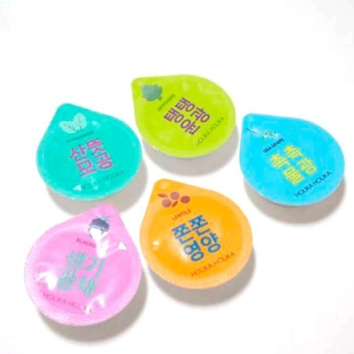 Капсульная ночная маска Holika Holika Super Food Capsule Pack Moisture