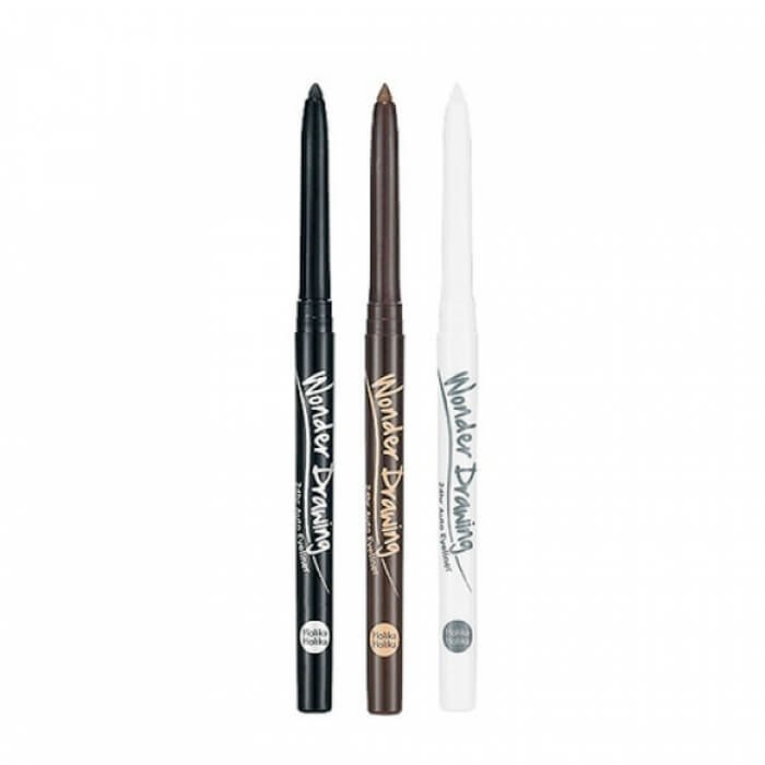 Карандаш для глаз Holika Holika Wonder Drawing Auto Eyeliner