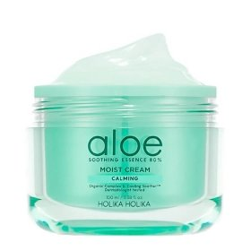 Крем для лица Holika Holika Aloe Soothing Essence 80% Moist Cream
