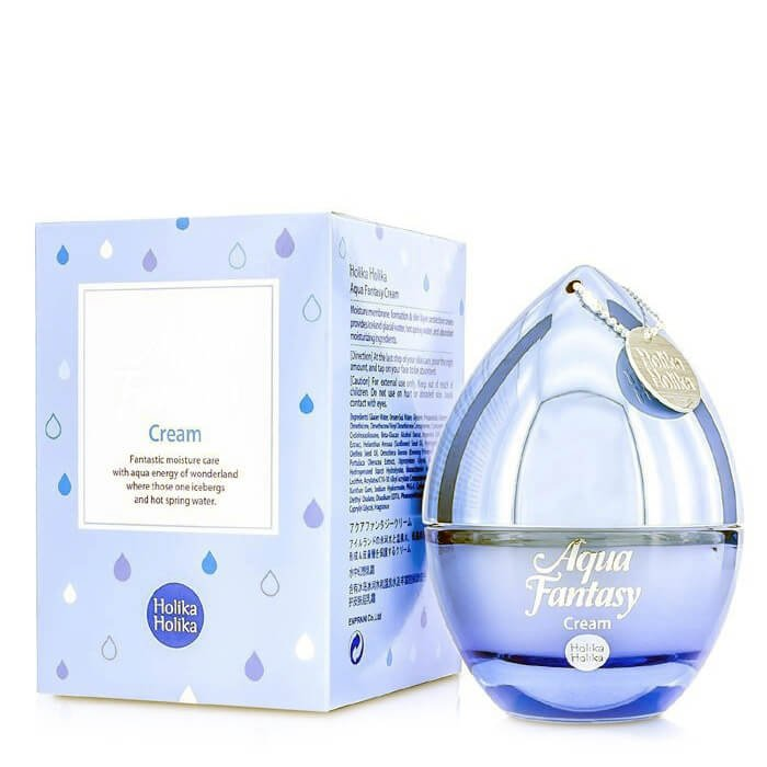 Крем для лица Holika Holika Aqua Fantasy Cream