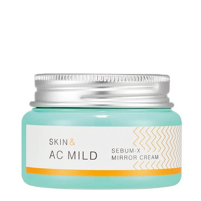 Крем для лица Holika Holika Skin & AC Mild Sebum-X Mirror Cream