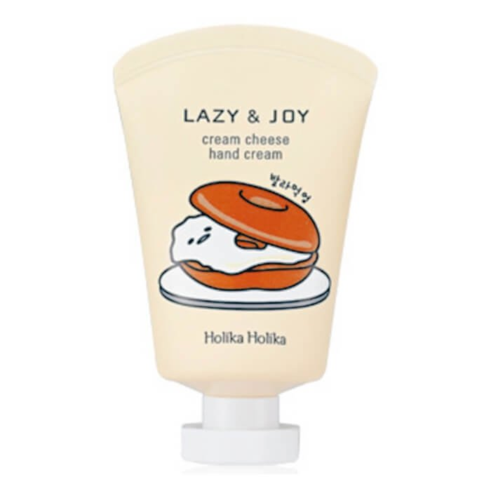 Крем для рук Holika Holika Gudetama Lazy & Joy Cream Cheese Hand Cream