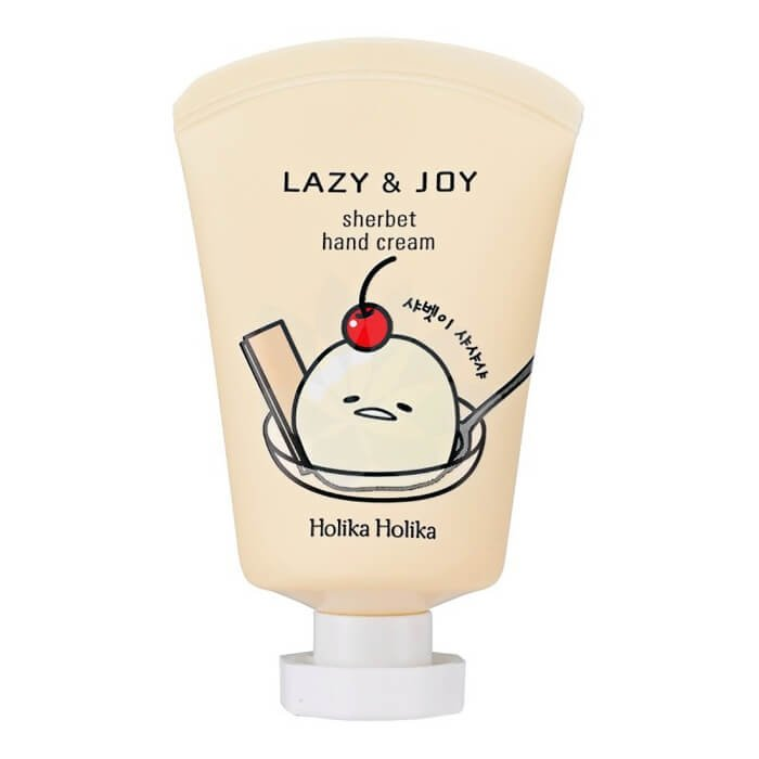 Крем для рук Holika Holika Gudetama Lazy & Joy Sherbet Hand Cream