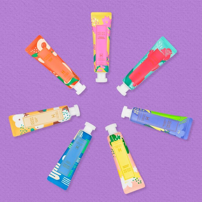 Крем для рук Holika Holika Perfumed Hand Cream - Freesia Blooming