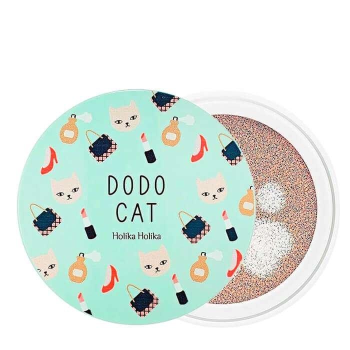 Кушон для лица Holika Holika Face 2 Change DODO CAT Glow Cushion BB - DODO's Going Out