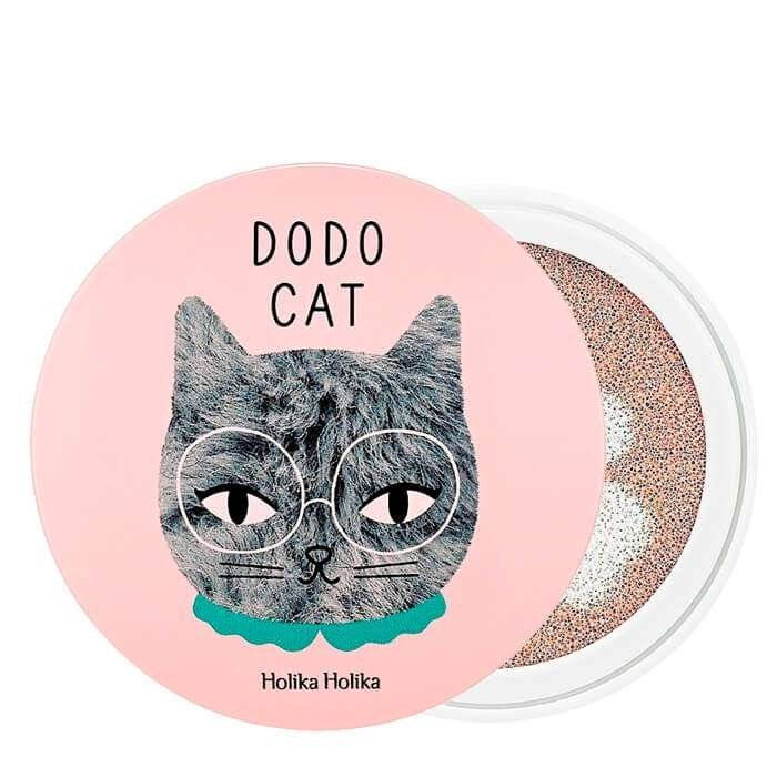 Кушон для лица Holika Holika Face 2 Change DODO CAT Glow Cushion BB - DODO's Rest