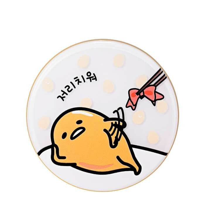 Кушон для лица Holika Holika Gudetama Lazy & Joy Face 2 Change Photo Ready Cushion BB Case A