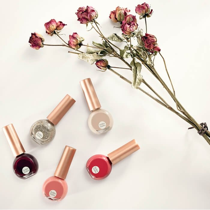 Лак для ногтей Holika Holika Basic Nails Dry Flower
