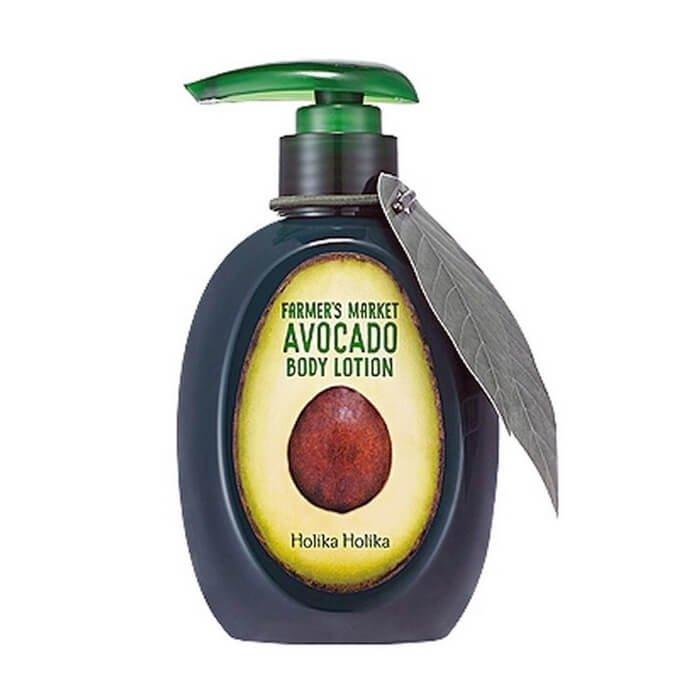 Лосьон для тела Holika Holika Farmer's Market Avocado Body Lotion