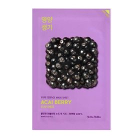 Маска для лица Holika Holika Pure Essence Mask Sheet - Acai Berry