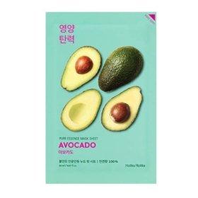 Маска для лица Holika Holika Pure Essence Mask Sheet - Avocado