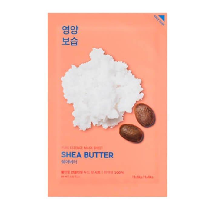 Маска для лица Holika Holika Pure Essence Mask Sheet - Shea Butter