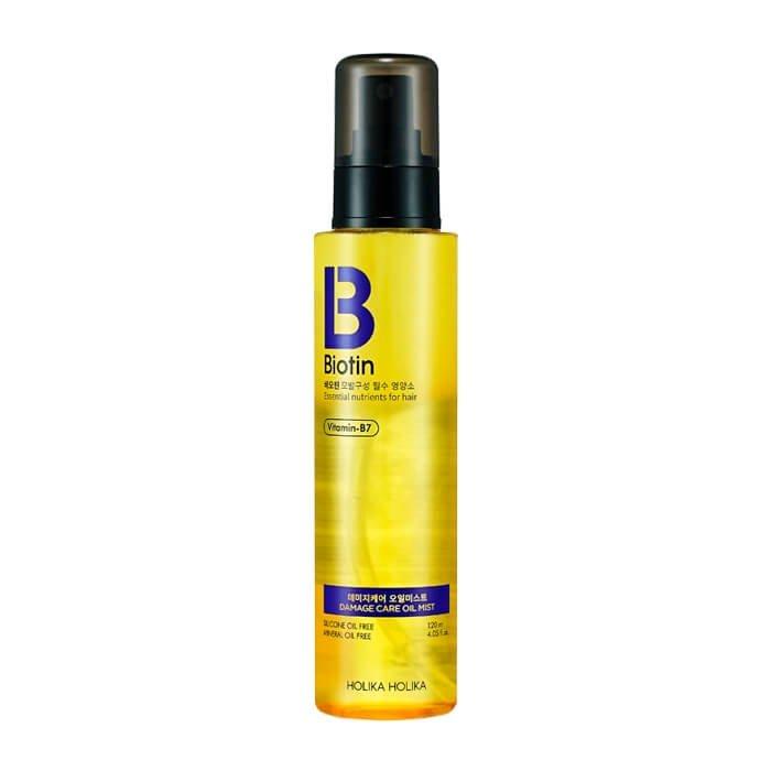 Масляный мист для волос Holika Holika Biotin Damage Care Oil Mist – купить в Москве | Интернет-магазин SIFO