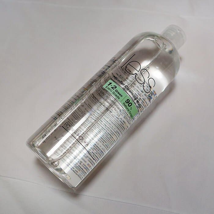 Мицелярная вода Holika Holika Less On Skin Micellar Cleansing Water