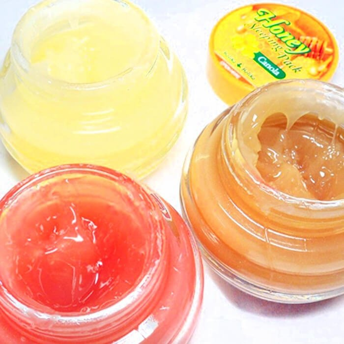 Ночная маска Holika Holika Honey Sleeping Pack