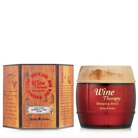Ночная маска Holika Holika Wine Therapy Sleeping Mask - Red Wine