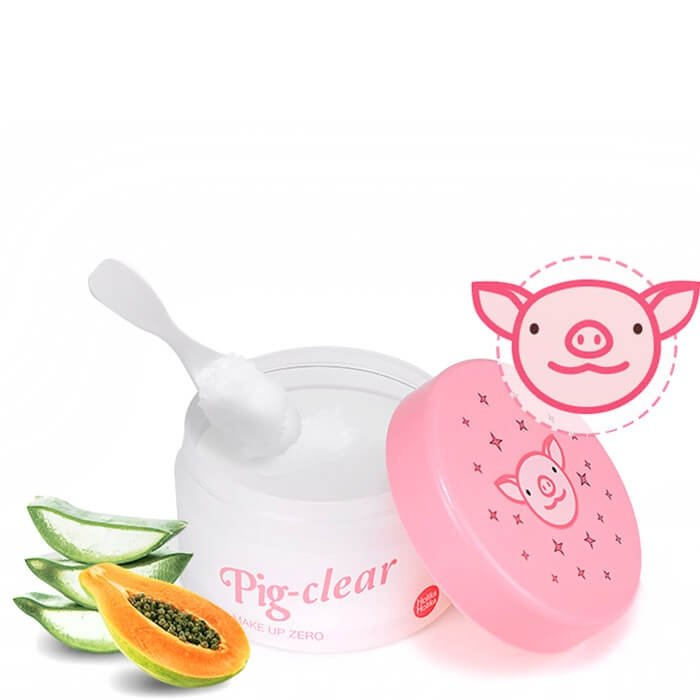 Очищающий крем Holika Holika Pig-Clear Make Up Zero