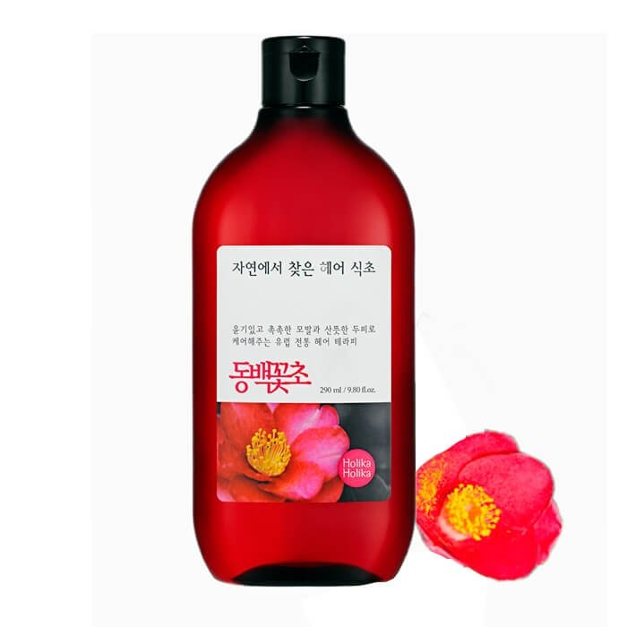 Ополаскиватель для волос Holika Holika Hair Vinegar From Nature - Camelia