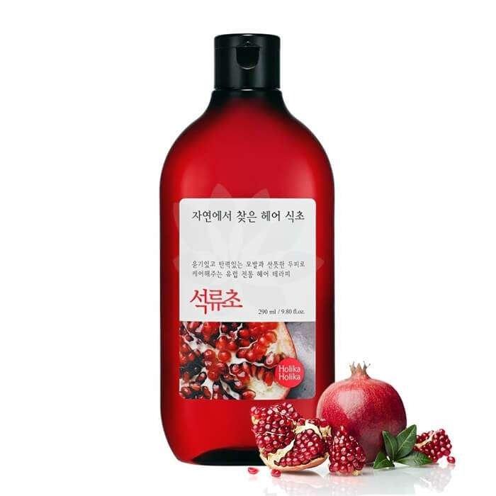 Ополаскиватель для волос Holika Holika Hair Vinegar From Nature - Pomegranate