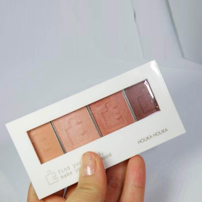 Палетка для теней Holika Holika Piece Matching Shadow Palette