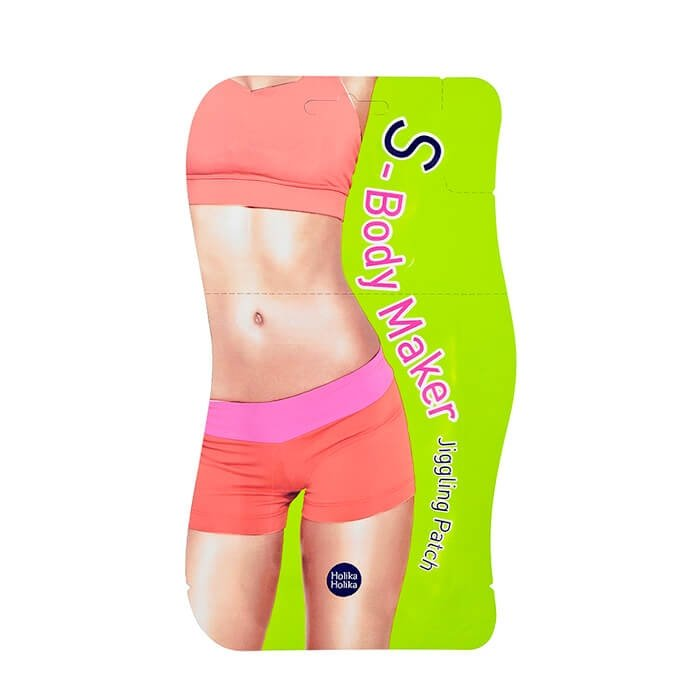 Патч для похудения Holika Holika Slimmy S Body Giggling Hot Patch