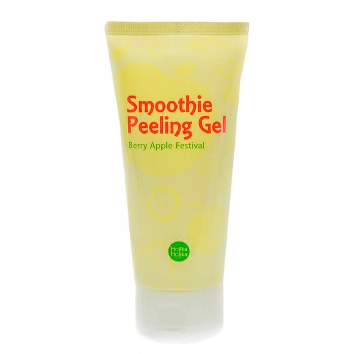 Пилинг для лица Holika Holika Smoothie Peeling Gel Berry Apple Festival