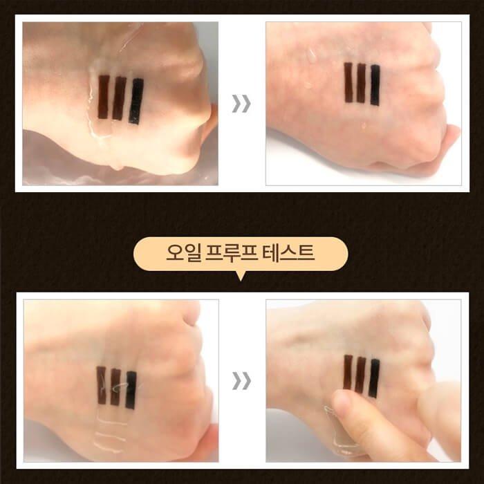 Подводка для глаз Holika Holika Tail Lasting Brush Liner