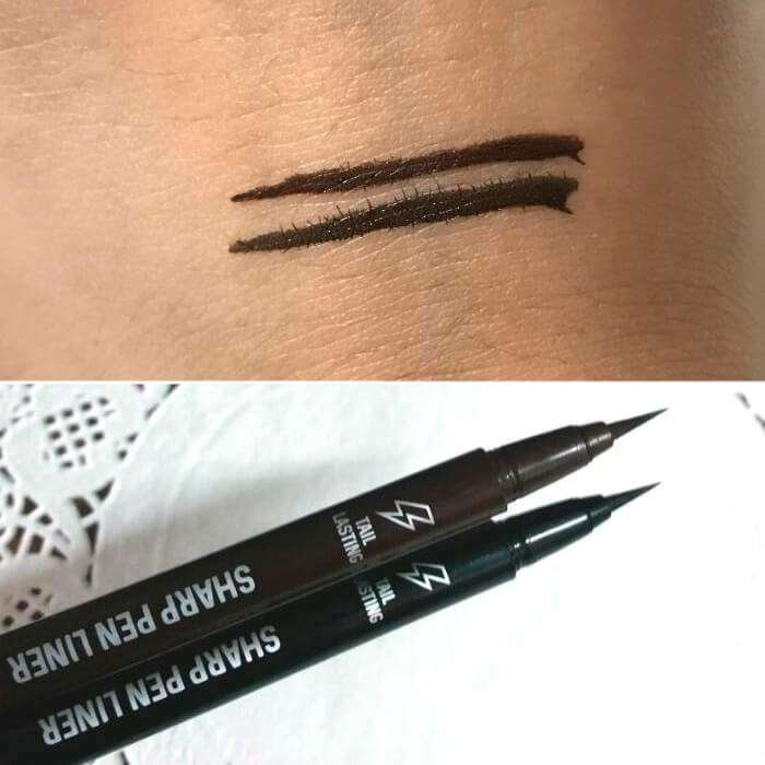 Подводка для глаз Holika Holika Tail Lasting Sharp Pen Liner