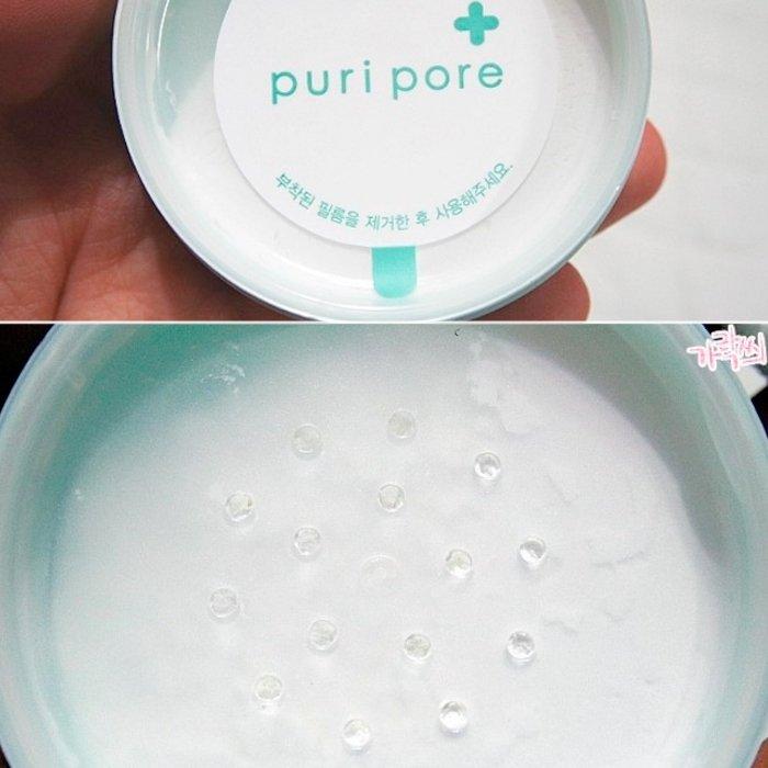 Рассыпчатая пудра Holika Holika Puri Pore No Sebum Powder