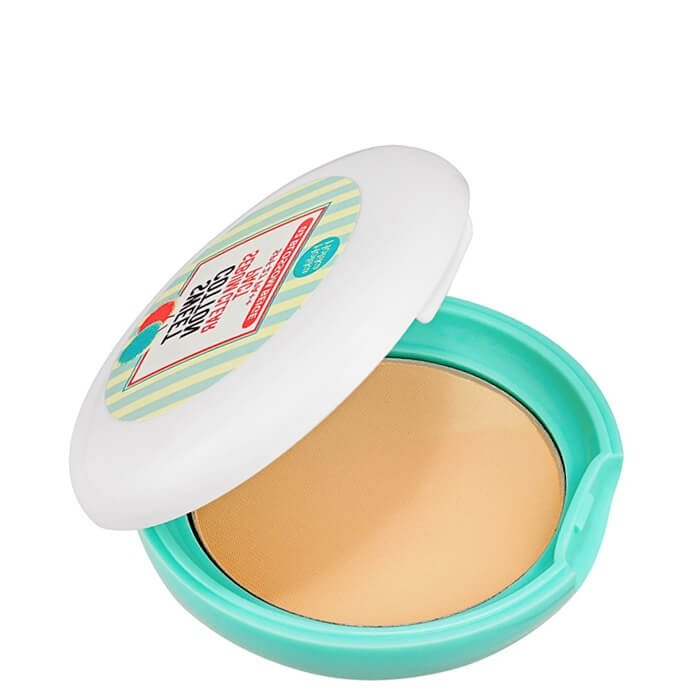 Пудра для лица Holika Holika Sweet Cotton Sebum Clear Pact
