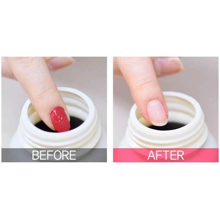 Снятие маникюра Holika Holika Piece Matching Nails Dip & Twist Nail Remover