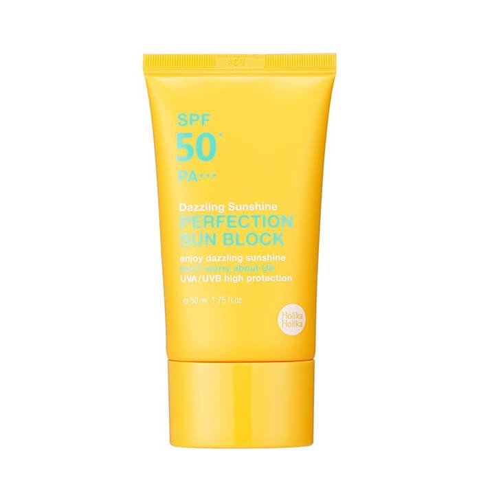 Солнцезащитный крем Holika Holika Dazzling Sunshine Perfection Sun Block