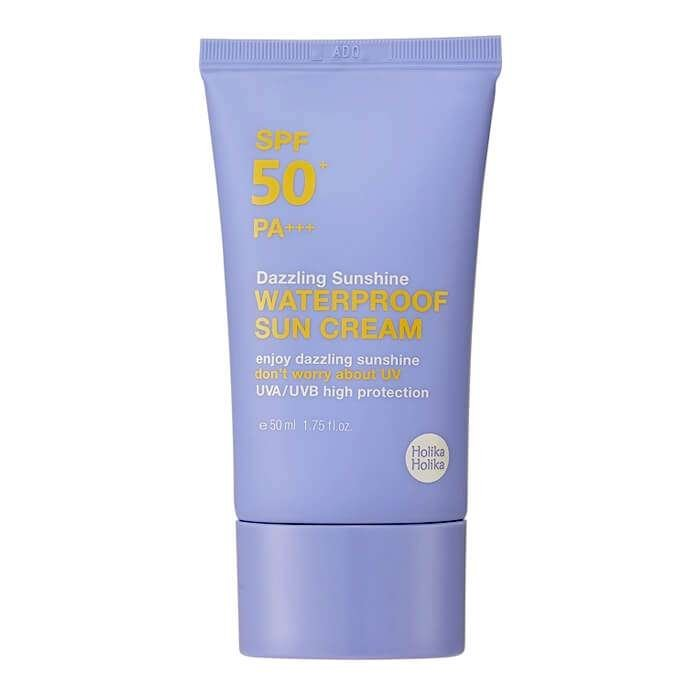 Солнцезащитный крем Holika Holika Dazzling Sunshine Water Proof Sun Cream
