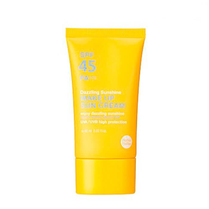 Солнцезащитный крем Holika Holika Dazzling Sunshine Makeup Sun Cream