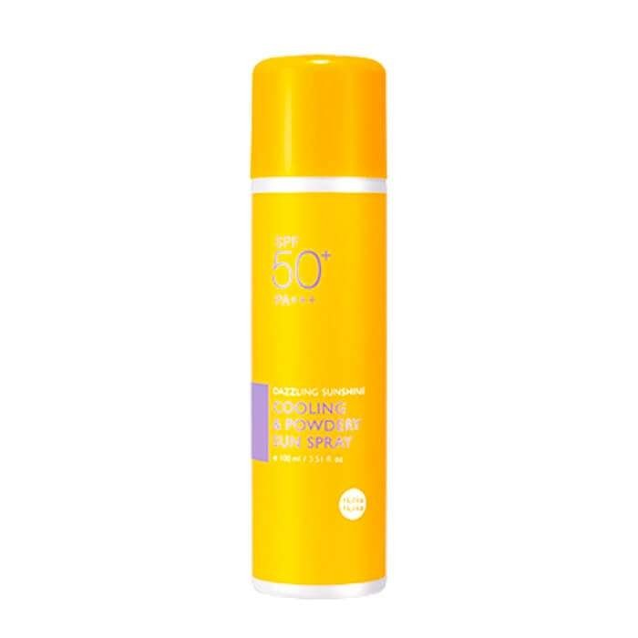 Солнцезащитный спрей Holika Holika Dazzling Sunshine Cooling & Powdery Sun Spray