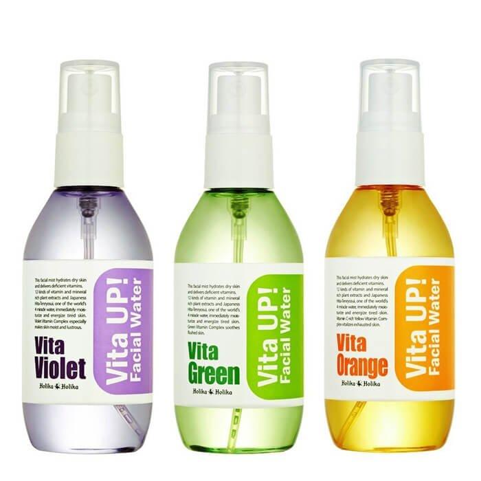 Спрей для лица Holika Holika Vita Up! Facial Water Vita Green