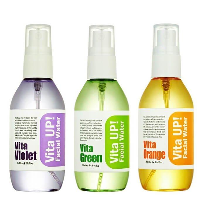 Спрей для лица Holika Holika Vita Up! Facial Water Vita Violet