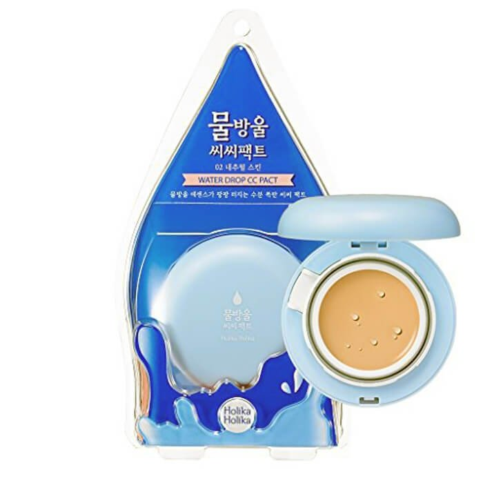 СС крем Holika Holika Water Drop CC Pact