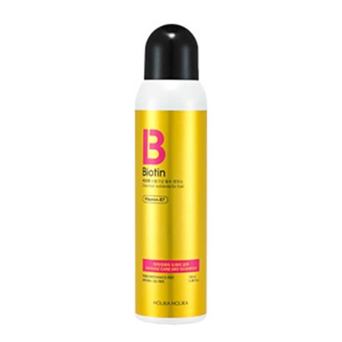 Сухой шампунь Holika Holika Biotin Damage Care Dry Shampoo