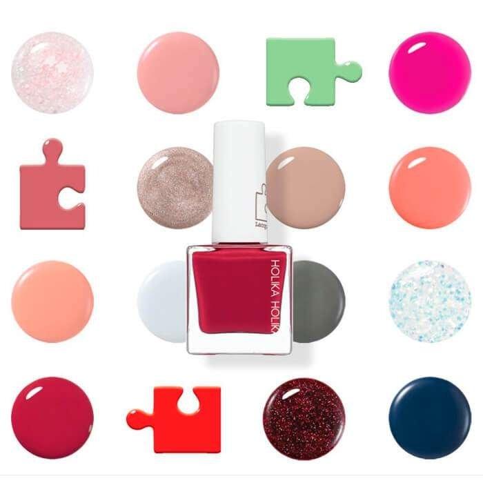 Сыворотка для ногтей Holika Holika Piece Matching Nails Care - Vitamin Nail Serum