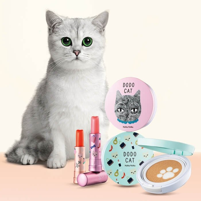 Тинт для губ Holika Holika Heartful DoDo Cat Jel Tint Bar