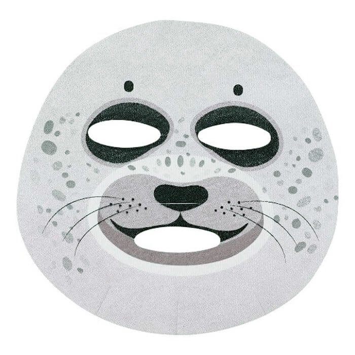 Тканевая маска Holika Holika Baby Pet Magic Mask Sheet - Whitening Seal