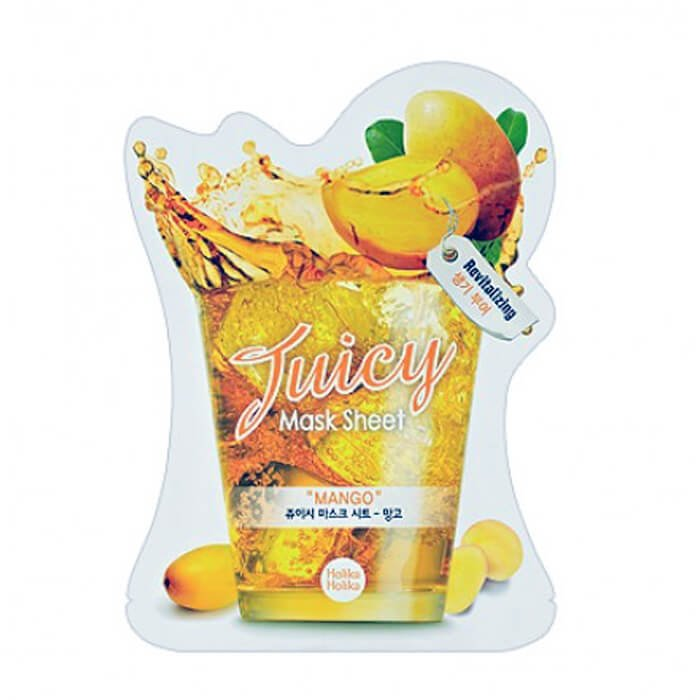Тканевая маска Holika Holika Juicy Mask Sheet Mango