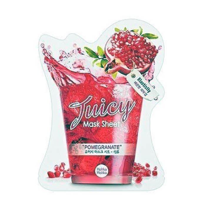 Тканевая маска Holika Holika Juicy Mask Sheet Pomegranate