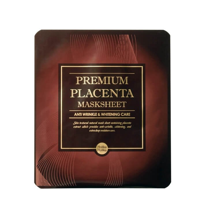 Тканевая маска Holika Holika Prime Youth Placenta Mask Sheet