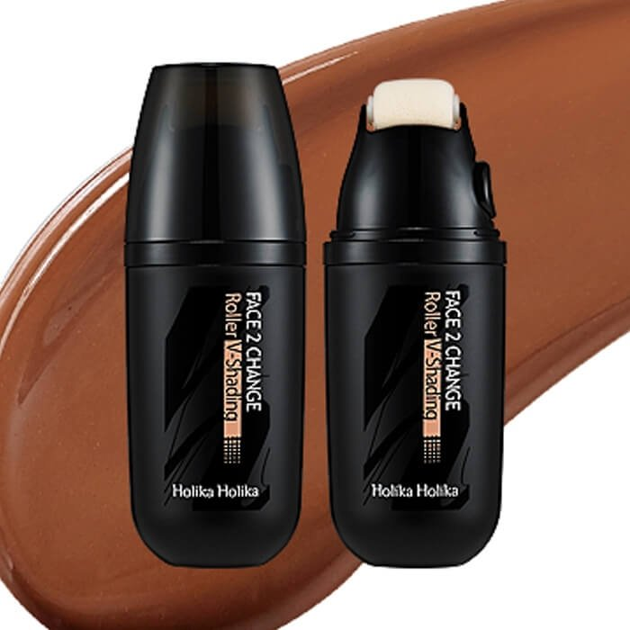 Бронзатор Holika Holika Face 2 Change Roller V-Shading