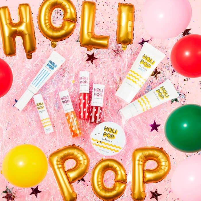 Тушь для ресниц Holika Holika Holi Pop Detail Cara - Long & Curl