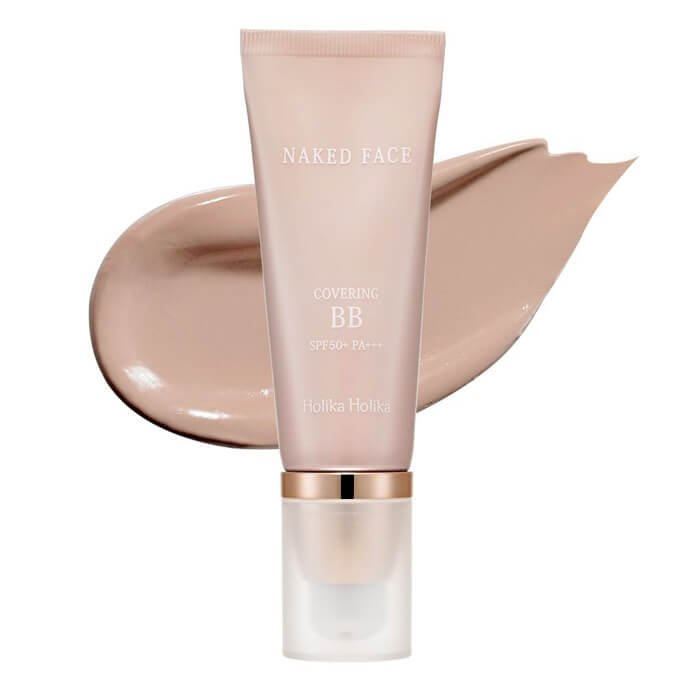 ВВ крем Holika Holika Naked Face Covering BB